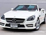 2013 Mercedes-Benz SLK200 AMG รถเก๋ง 2 ประตู