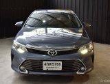 2015 Toyota CAMRY 2.5 G รถเก๋ง 4 ประตู