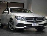 2019 Mercedes-Benz E220 d รถเก๋ง 4 ประตู