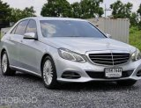 Benz W212 E300 Bluetec Hybrid Executive Package ปี 2013 Fulloption มือเดียว