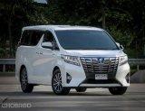2015 Toyota ALPHARD 2.4 Hybrid E-Four 4WD ไมล์ 71,xxx km.