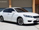 2018 Honda ACCORD 2.0 Hybrid i-VTEC รถเก๋ง 4 ประตู