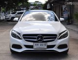 Benz C350E AMG PLUG IN HYBRID FULL OPTION ปี 2016