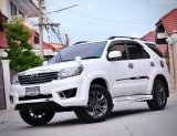 Toyota SUV ชุดแต่ง TRD ทั้งคัน