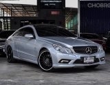 Mercedes Benz E250 CDI Coupe Amg ปี 2010