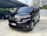 🚘 Toyota Vellfire 2.4 V ปี 2011 สีดำ 🚘