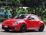 จองให้ทัน Volkswagen Beetle 1.2 TSI 2012 ของแต่งเยอะ รถสวย