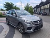 Mercedes benz GLE250d 2.1 W166 4matic ปี 2017