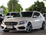 2015 Mercedes-Benz C300 Blue TEC HYBRID รถเก๋ง 5 ประตู