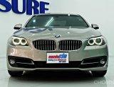 2015 BMW 520d F10 Twinturbo LCI สีน้ำตาล