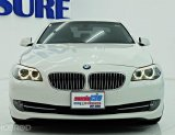 2013 BMW 528i F10 Twinturbo สีขาว