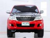 2012 Toyota Hilux Vigo 2.5 E Prerunner มีเครดิตหรือไม่มีก็ฟรีดาวน์