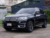 2017 BMW X5 sDrive25d มือเดียว ไมล์ 54,xxx km.Bsi ไม่จำกัดระยะ ถึงปลายปี22