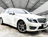 Mercedes-Benz C180 AMG 7G-Tronic Warranty 2 ปี Free ค่าแรงและอะไหล่