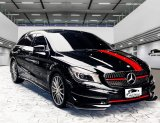 Benz CLA250 Shooting Brake AMG SPORT หลังคาแก้ว