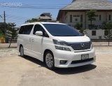 2010 Toyota VELLFIRE 2.4 Z G EDITION รถตู้/MPV
