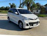 2014 Toyota AVANZA 1.5 S Touring รถเก๋ง 5 ประตู