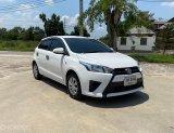 2017 Toyota YARIS 1.2 J รถเก๋ง 5 ประตู