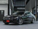 2019 Mercedes-Benz E350 2.0 e Avantgarde ไมล์ 10,xxx km. จดเป็นมือแรกได้เลย