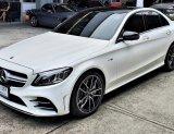 2020 Mercedes-Benz C43 AMG ไมล์ 8,7xx km. ออพชั่นแน่นๆ วารันตียาวๆ