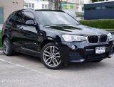 BMW X3 20d M SPORT Diesel ปี2017
