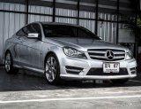 2013 Mercedes-Benz C180 AMG รถเก๋ง 2 ประตู