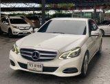 2016 Mercedes-Benz E200 Avantgarde รถเก๋ง 4 ประตู