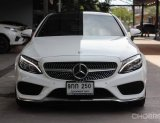 2017 Mercedes-Benz C250 AMG  Dynamic รถเก๋ง 4 ประตู