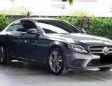 2019 Mercedes-Benz C220d Exclusive ไมล์ 65,xxx km. ออพชั่นล้นๆ