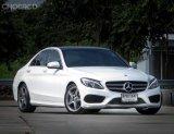 2015 Mercedes-Benz C300 AMG  Dynamic รถเก๋ง 4 ประตู