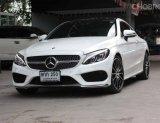 2017 Mercedes-Benz C250 AMG  Dynamic รถเก๋ง 2 ประตู