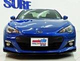 2015 SUBARU BRZ 2.0 RWD 6AT สีน้ำเงิน