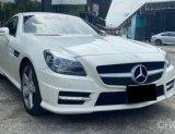 Mercedes BENZ SLK200 AMG 2012 จด2013