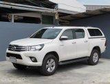 2017 Toyota Hilux Revo 2.4 E Prerunner รถเก๋ง 4 ประตู