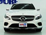 2019 Mercedes-Benz GLC250 Coupe AMG  4Metic w253 สีขาว