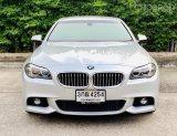 BMW Serie 520d M - sport แท้จากโรงงาน 2016  Top สุด  BSI 6 ปี