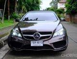 2014 Mercedes-Benz E200 AMG  Dynamic รถเก๋ง 4 ประตู