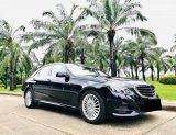 2014 Mercedes-Benz E300 BlueTEC HYBRID ไมล์น้อย 4x,xxx km.
