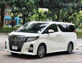 จองให้ทัน Toyota Alphard sc package 2015