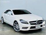 Mercedes BENZ CLS250 CDI 2.1 AMG (W218) ปี2013 จด2014 สีขาว