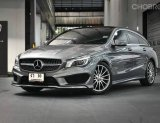Mercedes Benz 🚘 CLA250 AMG Shooting Brake ปี 2015
