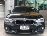 BMW 118i M-Sport F20 2016