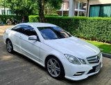 2013 Mercedes-Benz E200 CGI Coupe AMG W207 ไมล์ 15x,xxx km.