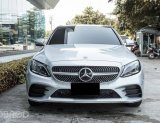 2019 Mercedes-Benz C300 AMG Dynamic รถเก๋ง 4 ประตู