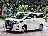 2015 #Toyota Alphard sc package