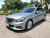 2014 Mercedes-Benz E300 Executive รถเก๋ง 4 ประตู