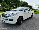 2013 Isuzu D-Max 2.5 S รถกระบะ รถสวยพร้อมใช้งาน ไมล์น้อยมากๆ พึ่งวิ่งถึง 100,000 โล สีขาวยอดนิยม