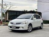 2012 Nissan Tiida 1.8 G รถเก๋ง 5 ประตู