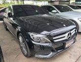 2017 Mercedes-Benz C350 e รถเก๋ง 4 ประตู