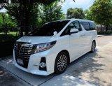 2015 Toyota ALPHARD 2.5 S C-Package รถตู้/MPV
